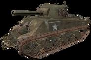 M4 Sherman CoD2