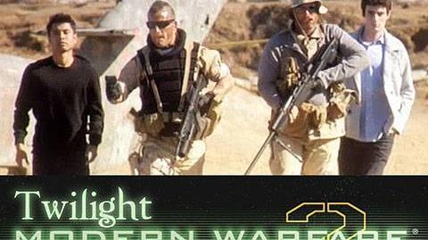Twilight Modern Warfare 2 Trailer