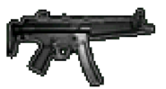 MP5 Inventory CoD4DS