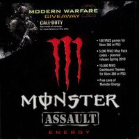 Monster MW2 Edition