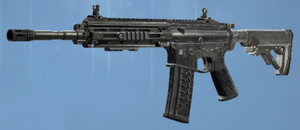 M4A1 Tech menu icon CoDO