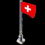 Flag 24 Switzerland menu icon CoDH