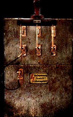 Power Switch CoD BO