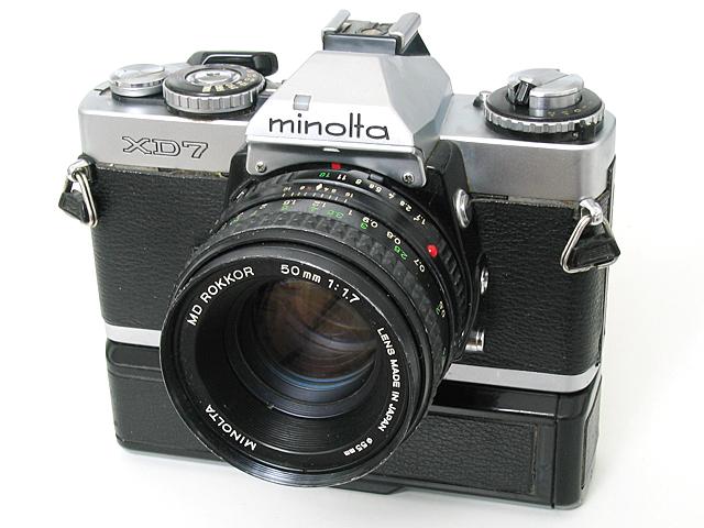 Minolta XD7 2012711 2