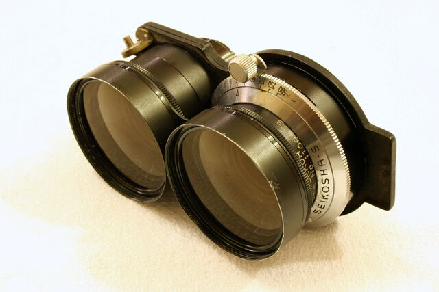 File:Twin lens for Mamiya C33 - 1.jpg