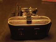 Z99 Adler-A 1938 folding camera RARE 002