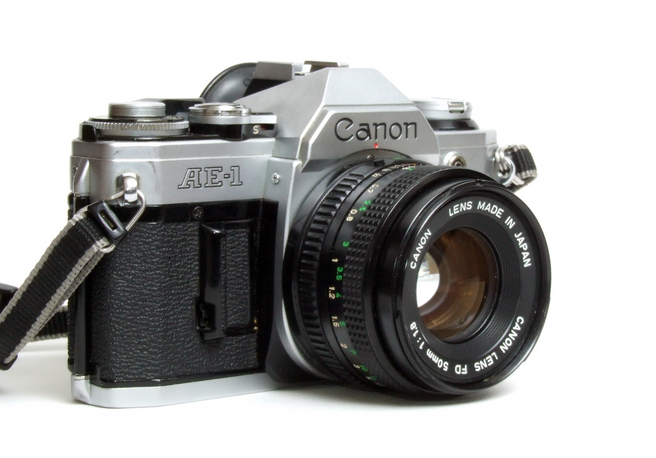 Canon Ae 1 Camerapedia Fandom Powered By Wikia