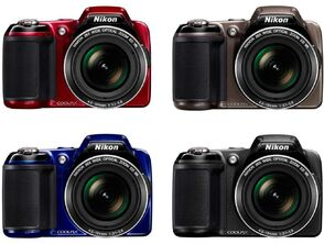 Nikon-Coolpix-L810-(Blue)-Package-photos