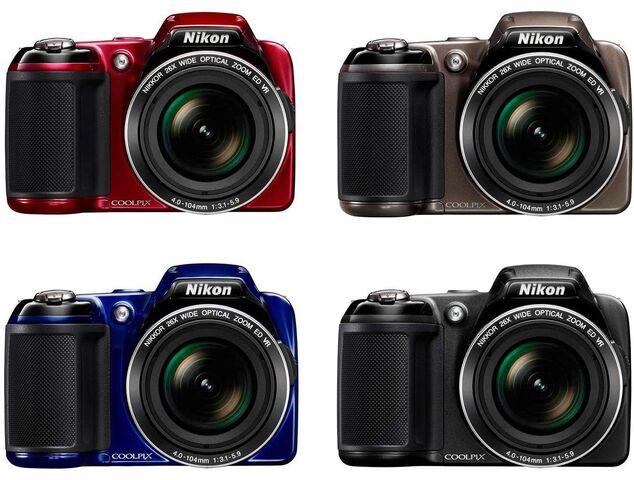 File:Nikon-Coolpix-L810-(Blue)-Package-photos.jpg