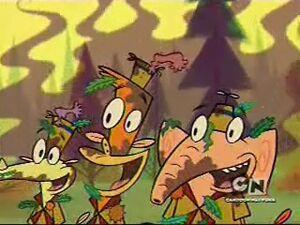 Stinky bean scouts