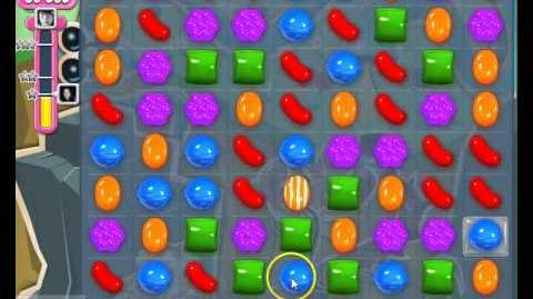 Candy Crush Saga Free Switch Hand Demonstration