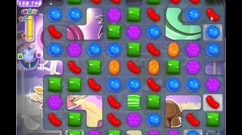Candy Crush Saga Dreamworld Level 298 (Traumwelt)