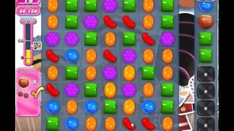 Candy Crush Saga Level 383 No Boosters 3 Stars
