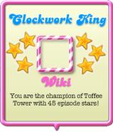 Clockwork King