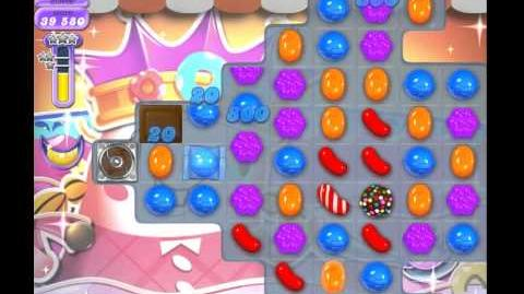 Candy Crush Saga Dreamworld Level 613 (No booster, 3 Stars)