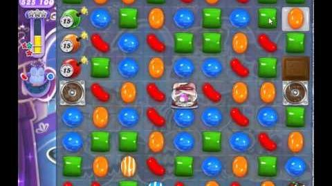 Candy Crush Saga Dreamworld Level 483 (Traumwelt)