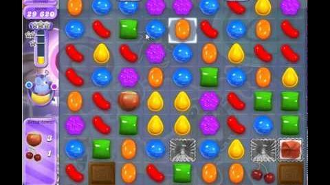 Candy Crush Saga Dreamworld Level 291 (Traumwelt)
