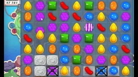 Candy Crush Saga Level 61