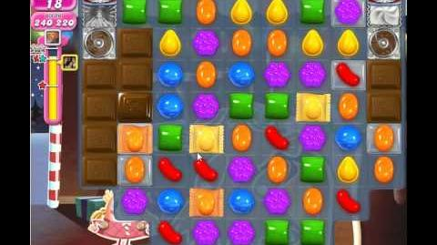 Candy Crush Level 275 - 3 Stars - No Boosters