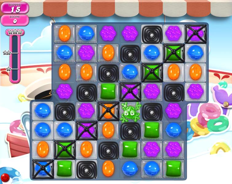 Level 607   Candy Crush Saga Wiki   Fandom powered by Wikia