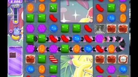 Candy Crush Saga Dreamworld Level 628 (Traumwelt)