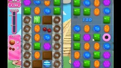 Candy Crush Saga Level 331 - 2 Star - no boosters