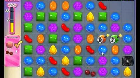 Candy Crush Saga Level 205
