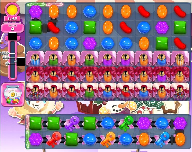 Level 1387   Candy Crush Saga Wiki   Fandom powered by Wikia