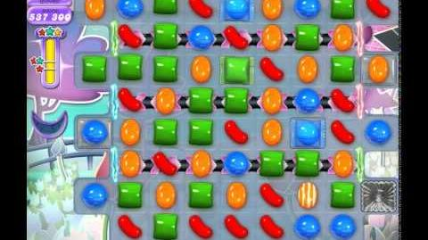Candy Crush Saga Dreamworld Level 595 (No booster, 3 Stars)