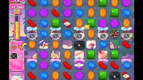 Candy Crush Saga Level 2134 ( New with 35 Moves and 5 Candy Colours ) No Boosters 3 Stars