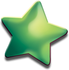 Green star (mobile)