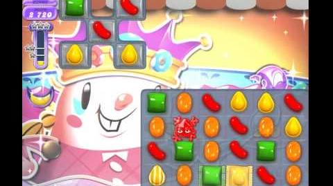 Candy Crush Saga Dreamworld Level 606 (No booster, 3 Stars)
