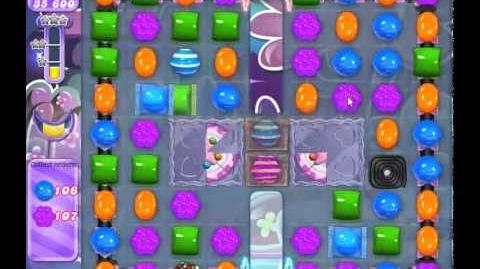 Candy Crush Saga Dreamworld Level 650 (Traumwelt)