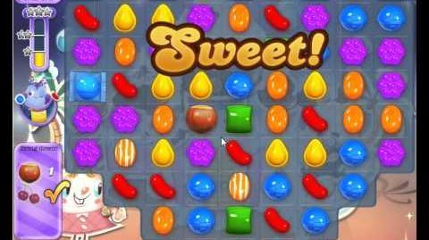 Candy Crush Saga Dreamworld Level 117 (Traumwelt)