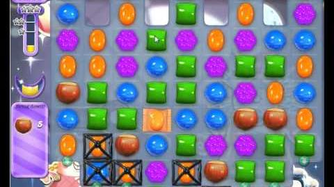 Candy Crush Saga Dreamworld Level 17 (Traumland)