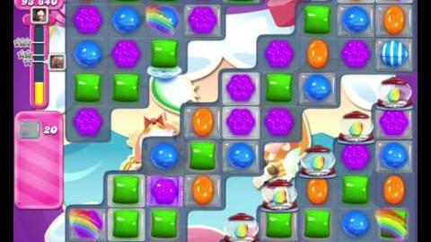 Candy Crush Saga LEVEL 2261 NO BOOSTERS (25 moves)