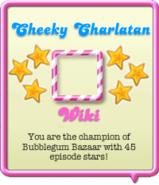 Cheeky Charlatan