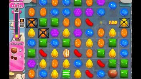 How to beat Candy Crush Saga Level 42 - 3 Stars - No Boosters - 121,340pts