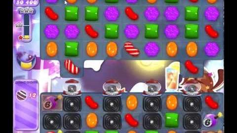 Candy Crush Saga Dreamworld Level 493 (Traumwelt)