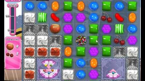 Candy Crush Saga Level 390