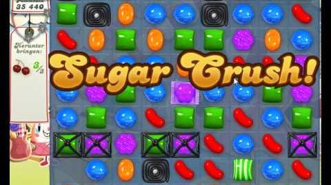 Candy Crush Saga Level 81