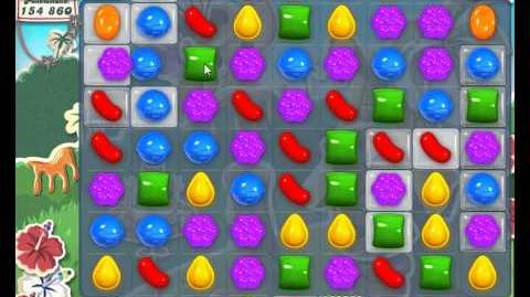 Candy Crush Saga Level 191