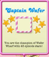 Captain Wafer