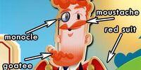 Mr. Toffee