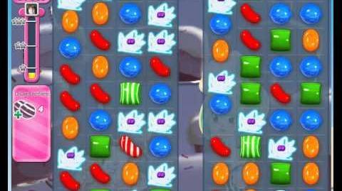 Candy Crush Saga Level 356 No Boosters - YouTube