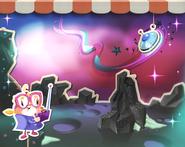 Nerdy Nebula Scene