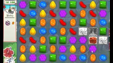 Candy Crush Saga Level 186