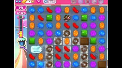 Candy Crush Saga - Level 184