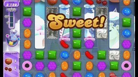 Candy Crush Saga Dreamworld Level 259 - 3 Stars NB