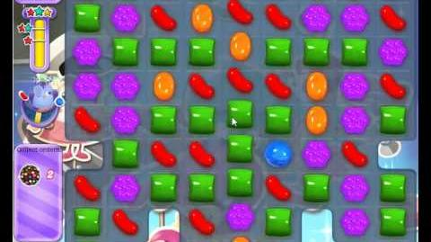 Candy Crush Saga Dreamworld Level 135 (Traumwelt)